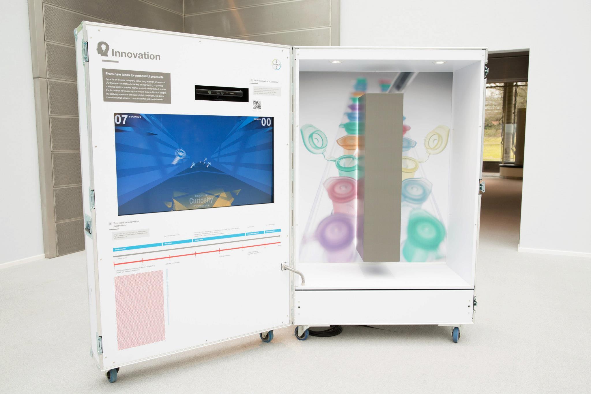 Bayer Innovation Kinect Game
