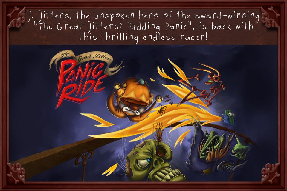 The Great Jitters: Panic Ride