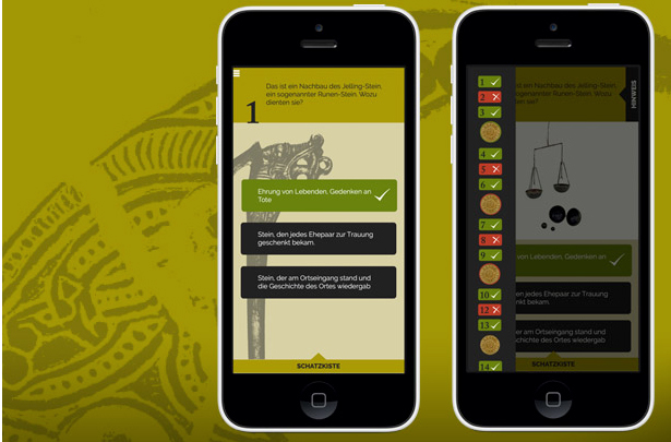The Vikings – The Treasure Quiz (App)
